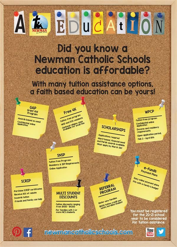 Affordable Education Poster